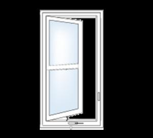 Colonial Casement Window